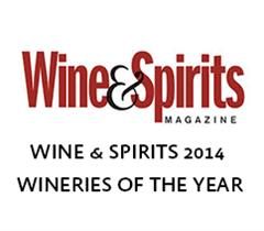 Wine & Spirits Wineries of the Year
